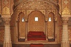 Huis aan een Koning stock afbeeldingen