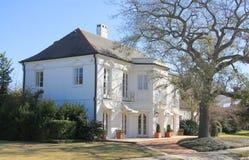 Huis in de voorsteden royalty-vrije stock foto