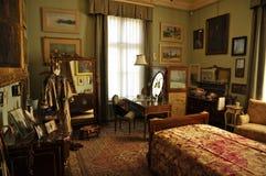 """Huis Doorn,住所在流放(1920†""""1941)威廉二世 库存照片"""