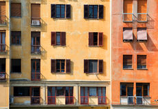 Huis in Florence royalty-vrije stock afbeelding