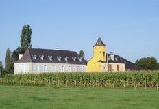 Huis in Frankrijk Stock Afbeelding