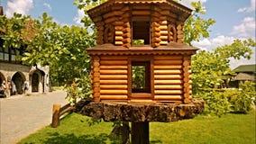 Huis in het park Royalty-vrije Stock Foto