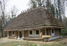 Huis in het park Shevchenko Royalty-vrije Stock Fotografie