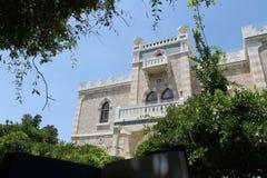 Huis in Jeruzalem stock afbeeldingen