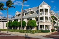 Huis in Key West Royalty-vrije Stock Foto's