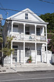 Huis in Key West, Florida Royalty-vrije Stock Foto's