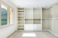 Huis, kleedkamer Stock Foto's