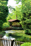 Huis in Kroatië Royalty-vrije Stock Foto's