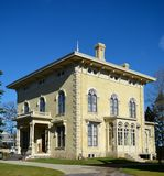 Huis Lincoln-Tallman stock afbeeldingen