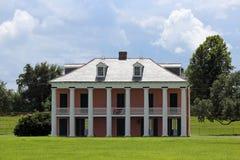 Huis malus-Beauregard bij Chalmette-Slagveld Stock Afbeelding