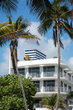 Huis in Miami Royalty-vrije Stock Foto's