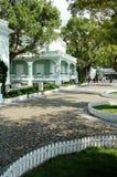 Huis-museum, Macao, Taipa Royalty-vrije Stock Fotografie