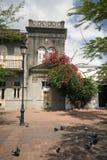 Huis in park Santo Domingo Royalty-vrije Stock Afbeeldingen
