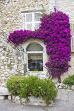 Huis in Saint-Paul DE Vence Stock Foto's