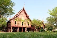 Huis Thailand Royalty-vrije Stock Foto's