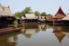 Huis in Thailand Royalty-vrije Stock Fotografie