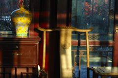 Huis van Chinese stijl Royalty-vrije Stock Foto