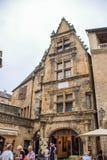 Huis van de band ½ van La Boï ¿ in Sarlat-La Caneda royalty-vrije stock foto's