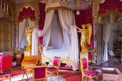 Huis van de Keizer van het Kasteel van Compiègne in de Oise binnen royalty-vrije stock afbeelding