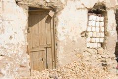Huis van de oase van baharya Royalty-vrije Stock Foto