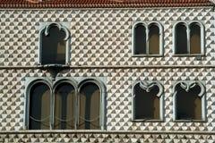 Huis van de pieken, Lissabon royalty-vrije stock foto's