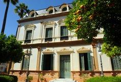 Huis van de Sirenes, Casa DE las Sirenas, Alameda DE Hercules, Sevilla, Spanje Stock Fotografie