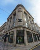 Huis van Fraser Cardiff stock fotografie