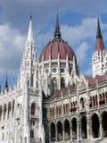 Huis van het Parlement Royalty-vrije Stock Foto's