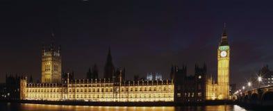 Huis van het Parlement Royalty-vrije Stock Foto