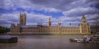 Huis van het Parlement Stock Foto