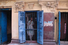 Huis van Kolkata Royalty-vrije Stock Fotografie