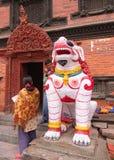 Huis van Kumari, Katmandu, Nepal Royalty-vrije Stock Afbeelding