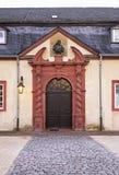 Huis van Landgraves in Slechte Homburg duitsland stock afbeelding