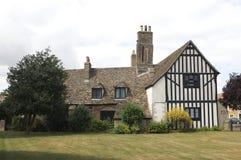 Huis van Oliver Cromwell Stock Afbeeldingen
