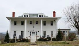 Huis van Sargent Alvin C york stock afbeeldingen