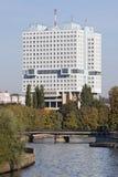 Huis van Sovjets Royalty-vrije Stock Fotografie