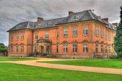 Huis van Tredegar van het de zeventiende eeuw het waardige huis stock afbeelding