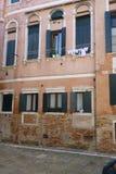 Huis in Venetië Royalty-vrije Stock Afbeeldingen