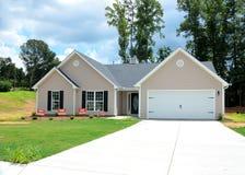 Huis voor verkoop, Spoel, Georgië Royalty-vrije Stock Foto