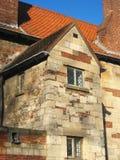 Huis, York, Engeland. Royalty-vrije Stock Afbeeldingen