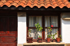 Huis, zoet huis Royalty-vrije Stock Foto's