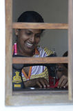 Huisarbeider Sri Lanka Stock Afbeeldingen
