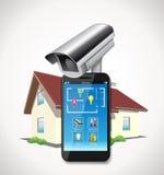Huisautomatisering Stock Afbeeldingen