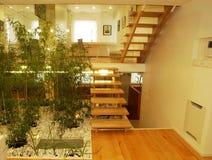 Huisdecor en meer interier moderne stijl Royalty-vrije Stock Afbeelding