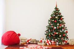 Huisdecor voor Kerstmis en nieuw jaar Stock Fotografie