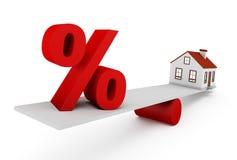Huisfinanciën Stock Afbeeldingen