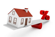 Huisfinanciën Royalty-vrije Stock Afbeelding