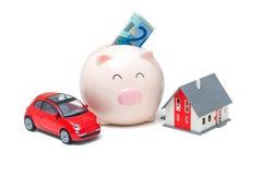 Huisfinanciën Royalty-vrije Stock Foto's