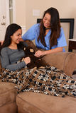Huisgezondheidszorg Royalty-vrije Stock Afbeelding