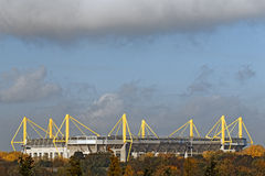Huisgrond van BVB Royalty-vrije Stock Foto's